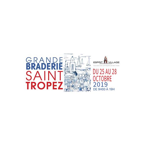 Grande Braderie de St Tropez