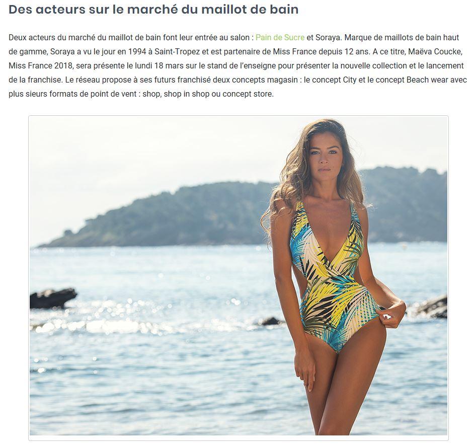 Article Observatoire de la Franchise